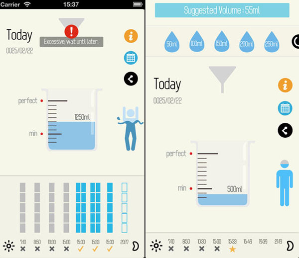 apps para beber agua