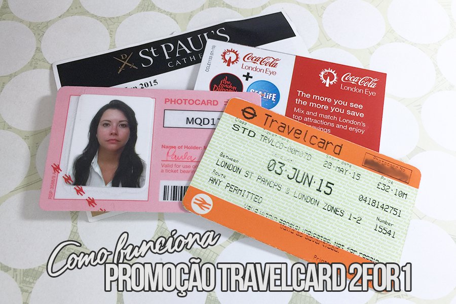 Travelcard 2for1