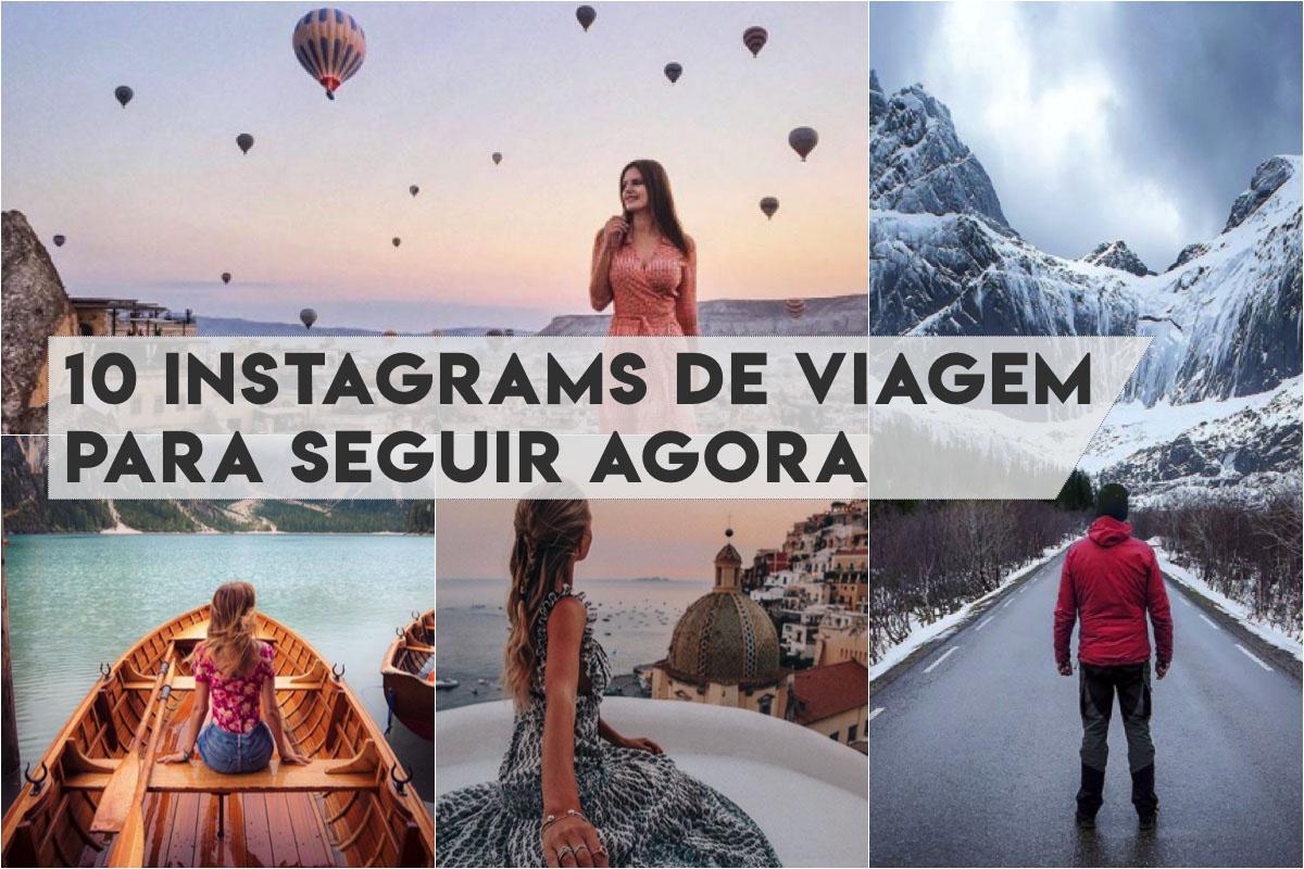 Instagrams de viagem